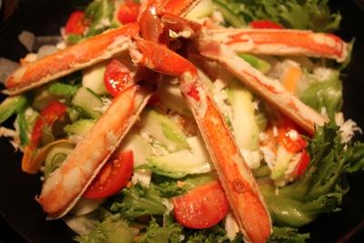 蟹サラダ2