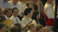 北京五輪開催式福田首相