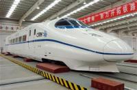 中国の「新幹線」?