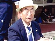 山岸重治さん(最年長聖火ランナー)