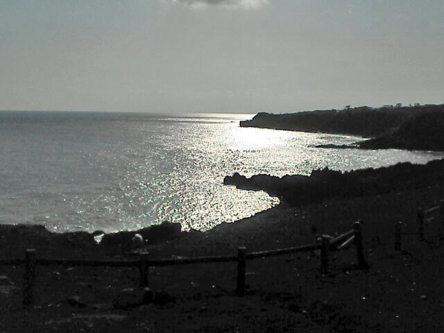 トオシキの岬