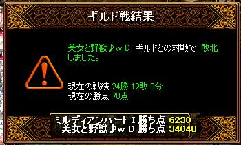 vs美女と野獣♪w4.26