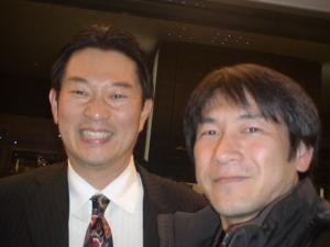 スピードブランディング 鳥居裕一さんと本田健さんとの懇親会で