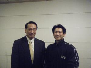 和良久 前田先生