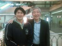 私の整体の師匠の一人 木村仁先生