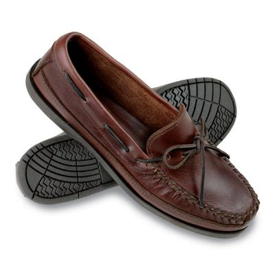 Minnetonka Moccasin Double Bottom