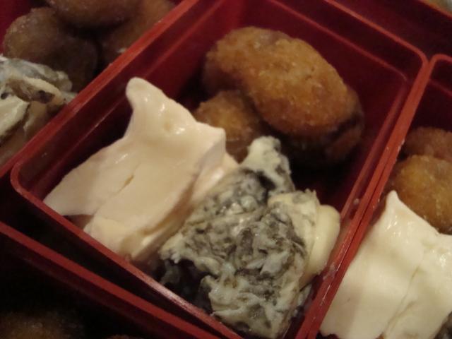 チーズと栗コロッケ