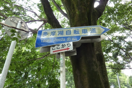 blog_多摩湖自転車道終点270609