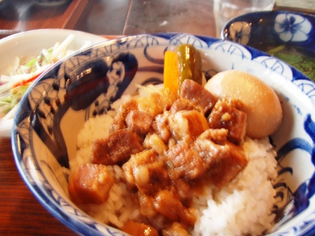 blog_台湾魯肉飯セット190709