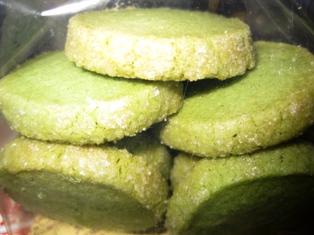 blog_ピスタチオのクッキー100709