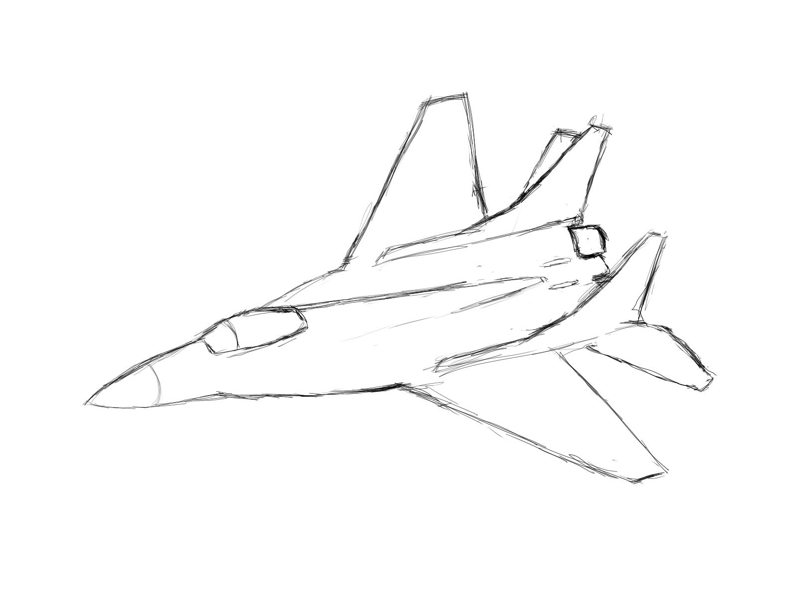 ネギ王立空軍所属MiG-29S