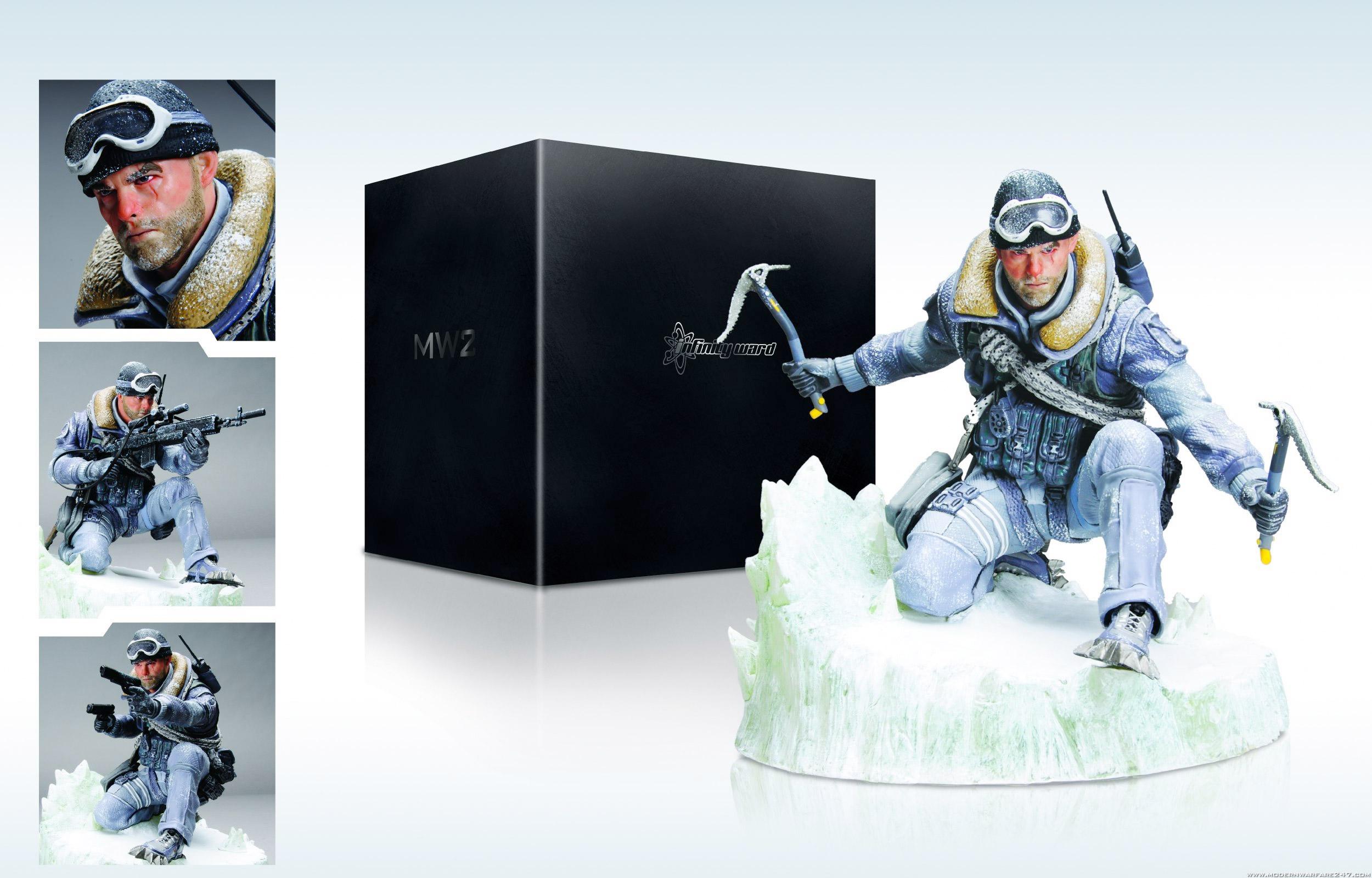 Call of Duty: Modern Warfare 2 - Veteran ARTFX Statue