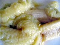 ココナツアイス バナナ3
