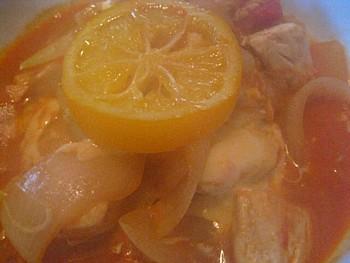 鶏のトマト煮2