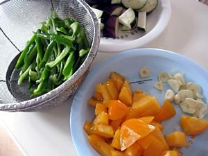 野菜とポークのイタリアン炒め