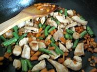 タイの焼き飯 カオ パット2