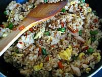 タイの焼き飯 カオ パット3