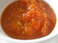 ポークのオニオン トマトソース5