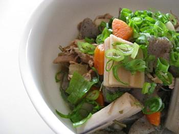 根菜の煮たやつ2