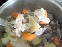 豚肉ジャガ5