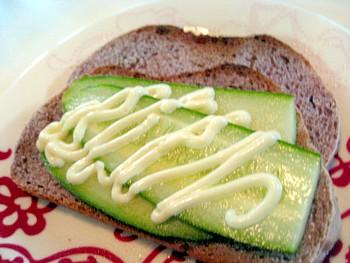 手づくりパンの朝食2