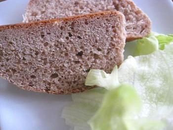 簡単手づくり雑穀パン2