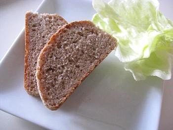 簡単手づくり雑穀パン