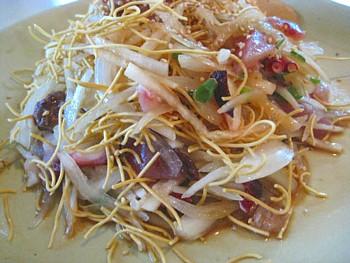 海鮮サラダ2