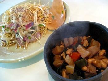 海鮮サラダ3
