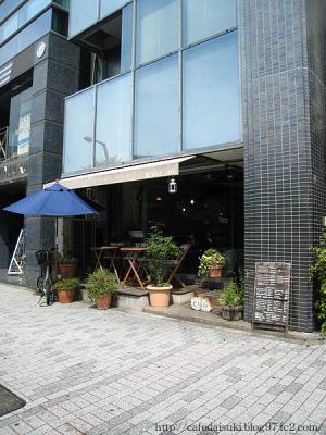 BOWLS cafe◇外観