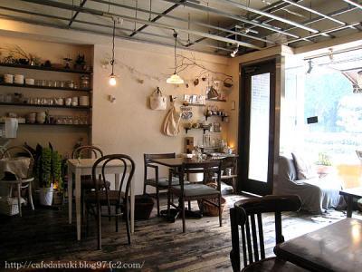 BOWLS cafe◇店内