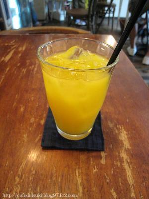 BOWLS cafe◇オレンジジュース(ランチセット)