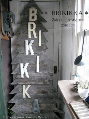 BRIKIKKA◇看板