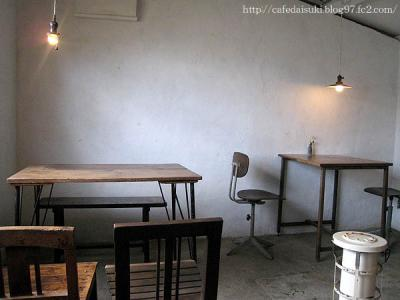 cafe in CAVE◇店内