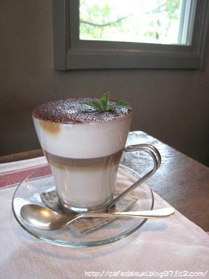 cafe la famille◇カフェ・ティラミス