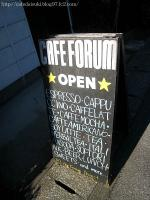 CAFE FORUM◇看板