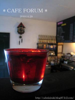 CAFE FORUM◇店内