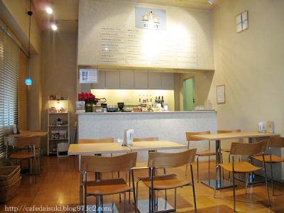 cafe GIGLET◇店内