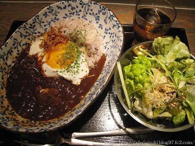 ハントコ・Cafe◇知多牛の味噌ハヤシライス