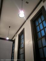Lamp Cafe◇店内(照明)