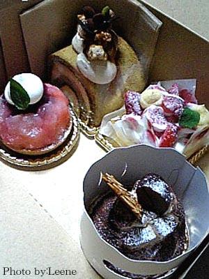 魔法のランプ◇ケーキ(2008年10月購入)