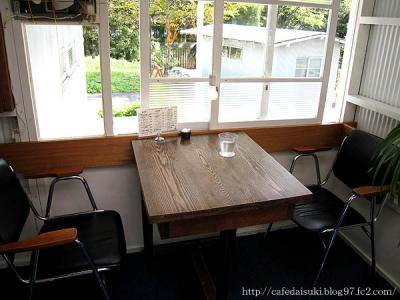 NASU SHOZO CAFE◇店内