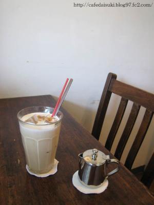 NASU SHOZO CAFE◇アイスミルクティー