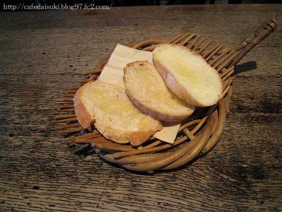 cafe&gallery 温々◇ブレックファストセットのパン(おかわり自由)