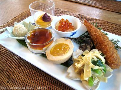 natural restaurant OURS DINING◇いろいろ盛り合わせ