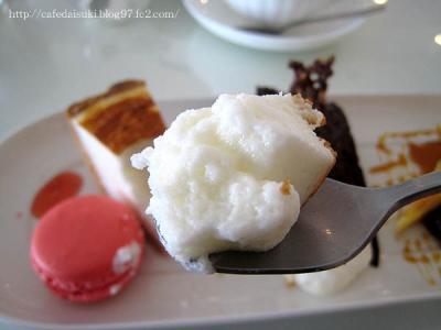 Cafe Roimu◇チーズケーキ アルザス風