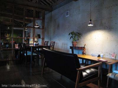 cafe SAVOIA s-21◇店内