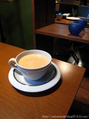 cafe SAVOIA s-21◇ロイヤルミルクティー