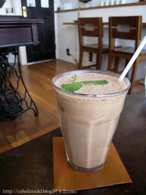 cafe shima◇コーヒーバナナミルク