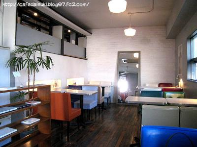 1988 CAFE SHOZO◇店内
